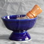 Pedestal Shave Bowl